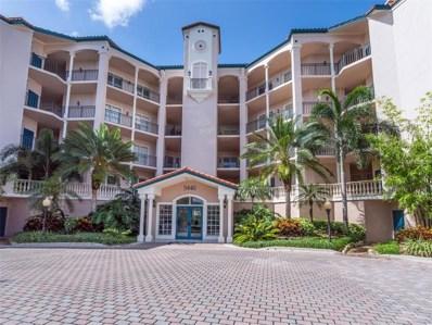 5440 Eagles Point Circle UNIT 402, Sarasota, FL 34231 - MLS#: A4189749