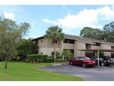 3368 Cross Creek Drive UNIT 3368, Sarasota, FL 34231 - MLS#: A4190485