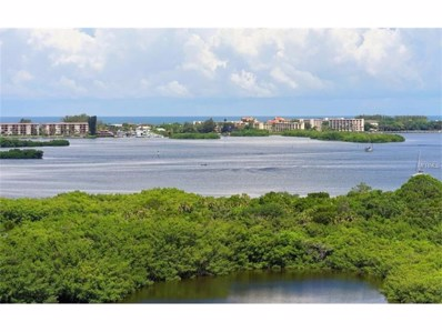 393 North Point Road UNIT 1002, Osprey, FL 34229 - MLS#: A4190686