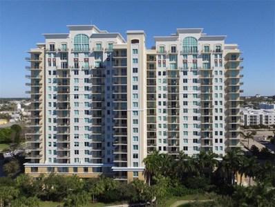800 N Tamiami Trail UNIT 1515, Sarasota, FL 34236 - MLS#: A4191040
