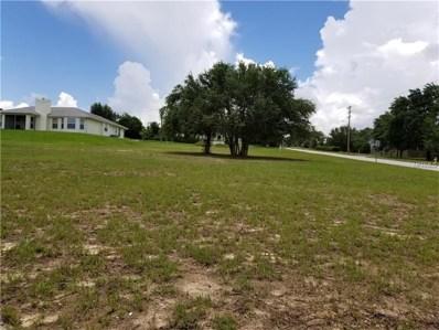Wildabon Avenue, Lake Wales, FL 33853 - MLS#: A4191273