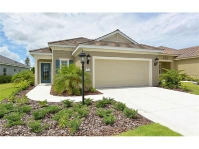 13016 Deep Blue Place, Bradenton, FL 34211 - MLS#: A4191882