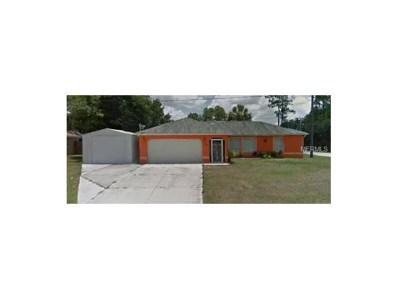 3493 Sardinia Avenue, North Port, FL 34286 - MLS#: A4191976
