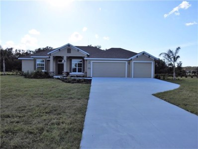 17715 Roanwood Court, Parrish, FL 34219 - MLS#: A4192925