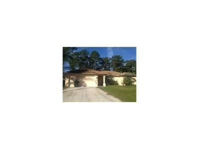 4665 Hegira Street, North Port, FL 34286 - MLS#: A4193019