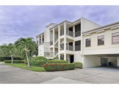 4112 128TH Street W UNIT 601, Cortez, FL 34215 - MLS#: A4193047