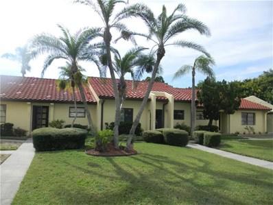 1244 58TH Street W UNIT 1244, Bradenton, FL 34209 - MLS#: A4193467