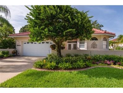 5863 Lakeside Woods Circle, Sarasota, FL 34243 - MLS#: A4193520