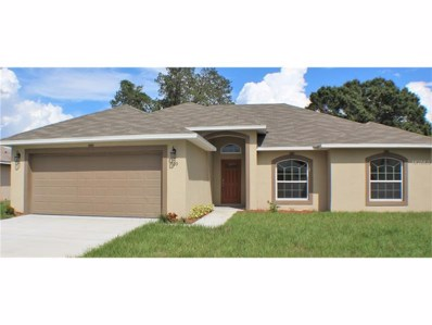 804 Massy Court, Kissimmee, FL 34759 - MLS#: A4193811