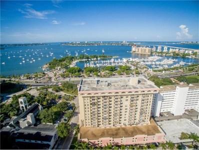 101 S Gulfstream Avenue UNIT 4A, Sarasota, FL 34236 - MLS#: A4193814