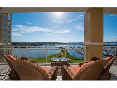 130 Riviera Dunes Way UNIT 801, Palmetto, FL 34221 - MLS#: A4194131