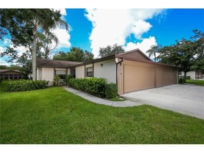 4728 Oak Hill Court UNIT 57, Sarasota, FL 34232 - MLS#: A4194459