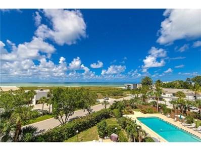 5300 Ocean Boulevard UNIT 401, Sarasota, FL 34242 - MLS#: A4194507