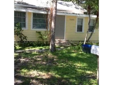 1681 8TH Street, Sarasota, FL 34236 - MLS#: A4194927