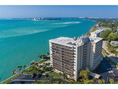 4822 Ocean Boulevard UNIT 7E, Sarasota, FL 34242 - MLS#: A4195132