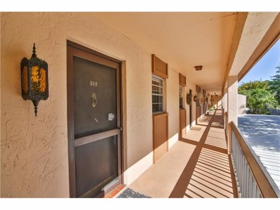 2448 Clubhouse Drive UNIT 202, Sarasota, FL 34232 - MLS#: A4195683
