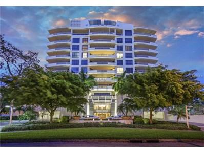 401 S Palm Avenue UNIT 802, Sarasota, FL 34236 - MLS#: A4195893