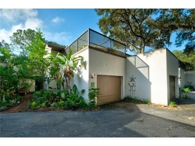 3472 Longmeadow UNIT D, Sarasota, FL 34235 - MLS#: A4196211