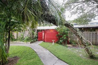 500 N Jefferson Avenue UNIT 4, Sarasota, FL 34237 - MLS#: A4196318