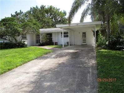 3824 Woodrow Ridge Street, Sarasota, FL 34233 - MLS#: A4196740