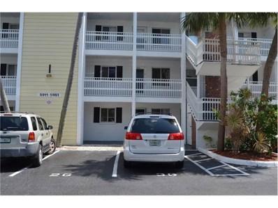 5949 Easy Street UNIT I36, Bradenton, FL 34207 - MLS#: A4197048