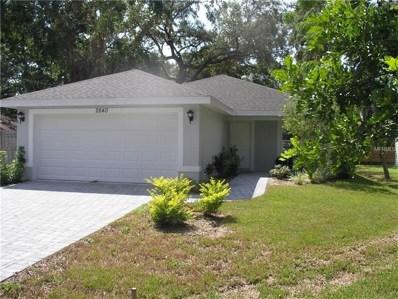 2840 Edgewood Lane, Sarasota, FL 34231 - MLS#: A4197171