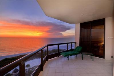 1281 Gulf Of Mexico Drive UNIT 701, Longboat Key, FL 34228 - MLS#: A4197494