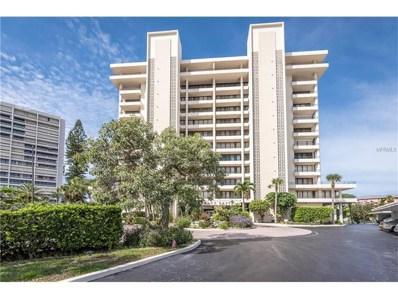 5300 Ocean Boulevard UNIT 702, Sarasota, FL 34242 - MLS#: A4198052
