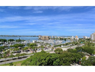 101 S Gulfstream Avenue UNIT 15K, Sarasota, FL 34236 - MLS#: A4198080