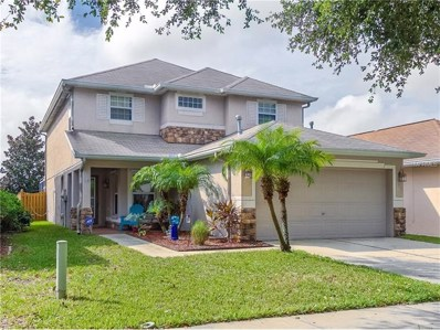 7825 Bristol Park Drive, Apollo Beach, FL 33572 - MLS#: A4198085