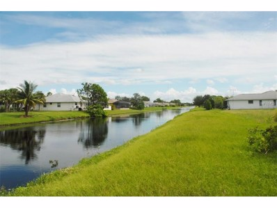 190 Long Meadow Lane, Rotonda West, FL 33947 - MLS#: A4198156