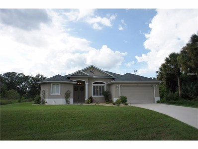 1577 Nackman Road, North Port, FL 34288 - MLS#: A4198294