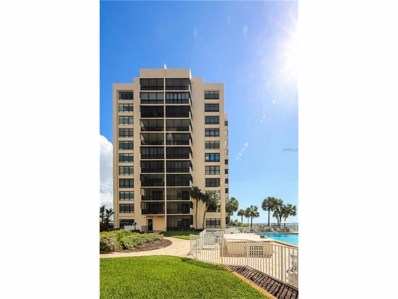 631 Alhambra Road UNIT 1004, Venice, FL 34285 - MLS#: A4198544