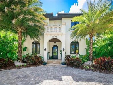 1678 Bonita Lane, Sarasota, FL 34239 - MLS#: A4198587