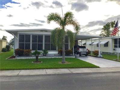 5412 Chateau Lane W, Bradenton, FL 34207 - MLS#: A4198662