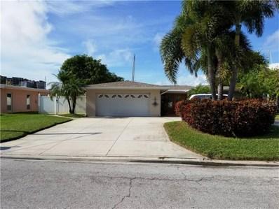 19 Marina Terrace, Treasure Island, FL 33706 - MLS#: A4198683