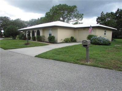 513 W Modigliani Drive, Nokomis, FL 34275 - MLS#: A4198785