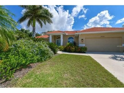 1533 Buoy Lane, Osprey, FL 34229 - MLS#: A4198895
