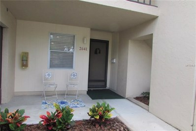 2641 Woodgate Lane UNIT H-1, Sarasota, FL 34231 - MLS#: A4199203