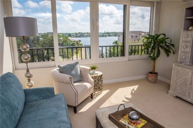 5911 Midnight Pass Road UNIT 403, Sarasota, FL 34242 - MLS#: A4199516