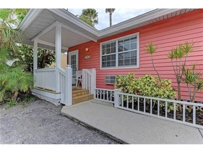 1603 Gulf Drive N UNIT 27, Bradenton Beach, FL 34217 - MLS#: A4199587