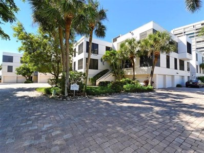 222 Beach Road UNIT 8, Sarasota, FL 34242 - MLS#: A4199666