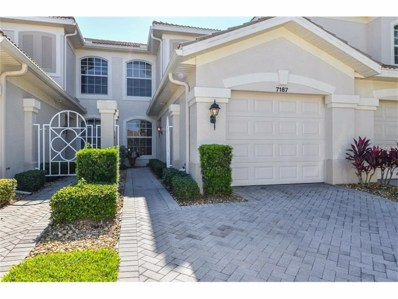 7187 Prosperity Circle UNIT 202, Sarasota, FL 34238 - MLS#: A4199748