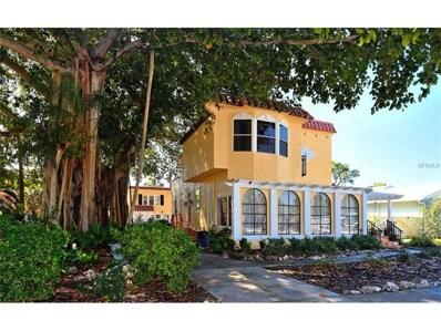 7444 Broughton Street, Sarasota, FL 34243 - MLS#: A4199919
