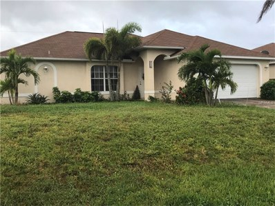 304 NE 23RD Terrace, Cape Coral, FL 33909 - MLS#: A4200140