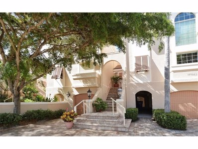 1157 Coquille Street UNIT 205, Sarasota, FL 34242 - MLS#: A4200153