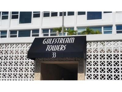 33 S Gulfstream Avenue UNIT 405, Sarasota, FL 34236 - MLS#: A4200309