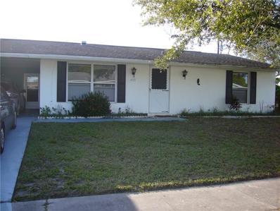 4071 Grobe Street, North Port, FL 34287 - MLS#: A4200374