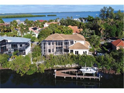 708 Hideaway Bay Lane, Longboat Key, FL 34228 - MLS#: A4200538