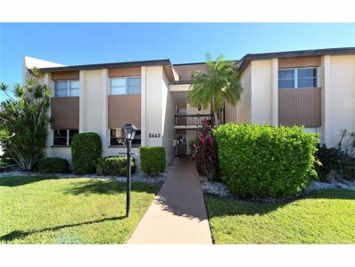 2443 Clubhouse Circle UNIT 202, Sarasota, FL 34232 - MLS#: A4200568